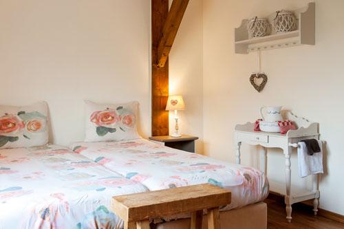 Apartment bedden