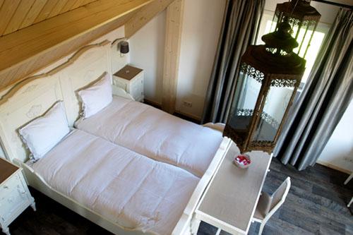 Hotelrooms slaapkame